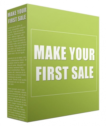 Make Your First Sale in 4 Weeks