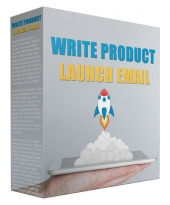 Write Product Launch Email Private Label Rights