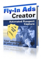Fly-In Ads Creator Private Label Rights