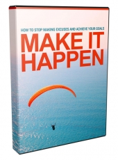 Make It Happen Video Upgrade Private Label Rights