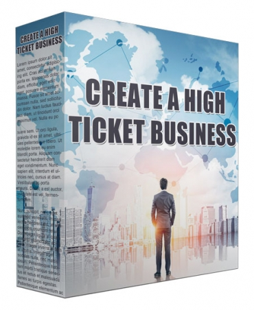 Create High Ticket Business Podcast