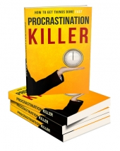Procrastination Killer Private Label Rights