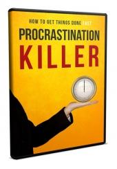 Procrastination Killer Video Upgrade Private Label Rights