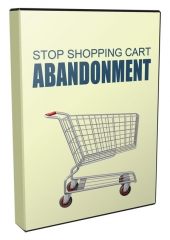 Stop Shopping Cart Abandonment Private Label Rights