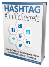 Hashtag Traffic Secrets Private Label Rights