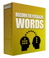 Discover the Persuasive Words Private Label Rights