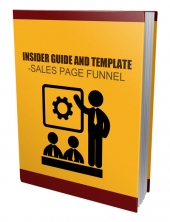 Insider Guide Template - Sales Page Funnel Private Label Rights
