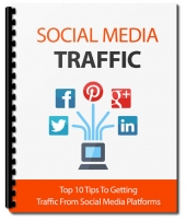 The Social Media Traffic Private Label Rights