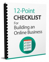 12-Point Checklist Private Label Rights