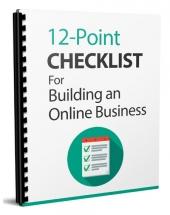 12-Point Checklist Private Label Rights