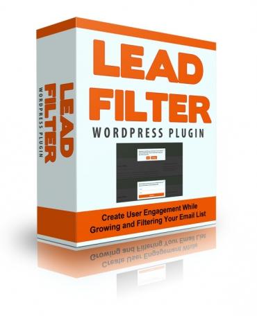 Lead Filter WP Plugin