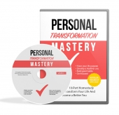 Personal Transformation Mastery Gold Private Label Rights