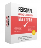 Personal Transformation Mastery Private Label Rights