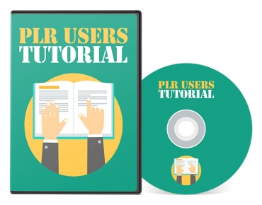 PLR Users Tutorial