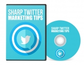 Sharp Twitter Marketing Tips Private Label Rights