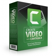Create Video with Camtasia 9 Advanced Private Label Rights