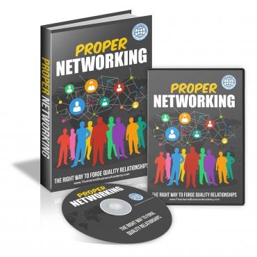 Proper Networking