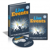 Live Events Private Label Rights
