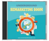 Underground Remarketing Boom Private Label Rights