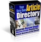 Your Very Own Article Directory Private Label Rights
