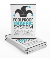Foolproof Traffic System Private Label Rights