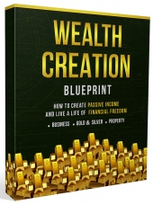 Wealth Creation Blueprint - video Private Label Rights