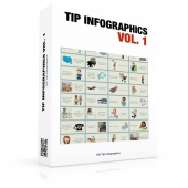 Tip Infographics Volume 1 Private Label Rights