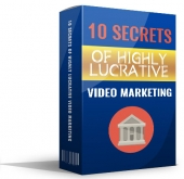 10 Secrets Of Highly Lucrative Video Marketing Private Label Rights