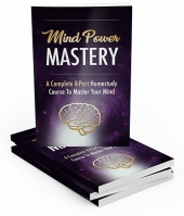 Mind Power Mastery Private Label Rights