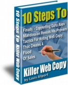 10 Steps To Killer Web Copy Private Label Rights