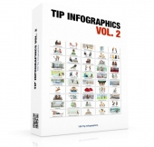 Tip Infographics Volume 2 Private Label Rights