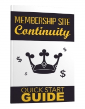 Membership Site Continuity Private Label Rights