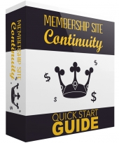 Membership Site Continuity GOLD Private Label Rights