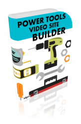 Power Tools Video Site Builder Private Label Rights
