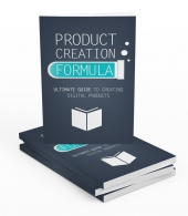 Product Creation Formula GOLD Private Label Rights