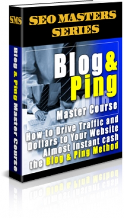 Blog & Ping Master Course