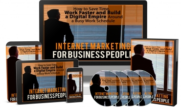 Internet Marketing For Business People Video Upgrade
