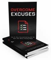 Overcome Excuses Private Label Rights