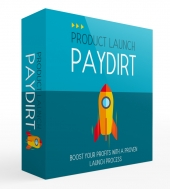 Product Launch Paydirt Gold Upgrade Private Label Rights