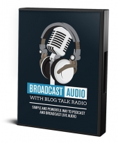 Broadcast Audio with Blog Talk Radio Private Label Rights