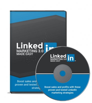 Linkedin Marketing 3.0. Made Easy