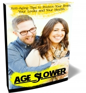 Age Slower Private Label Rights