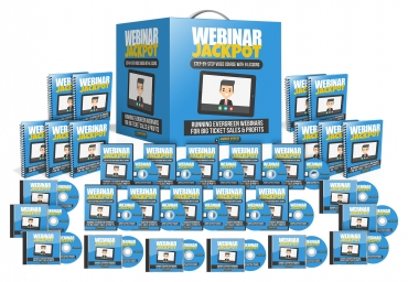 Webinar Jackpot Video Course
