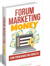 Forum Marketing Money Private Label Rights