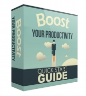 Boost Your Productivity Private Label Rights