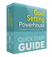 Goal Setting Powerhouse Private Label Rights