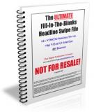 Headline Swipe File Private Label Rights
