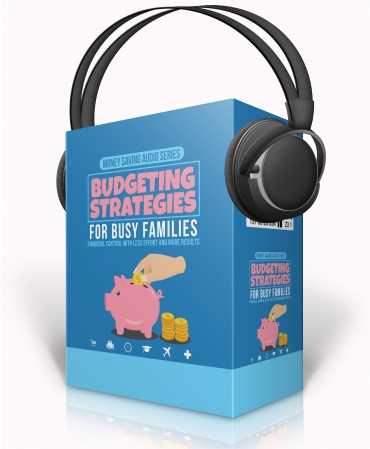 Budgeting Strategies For Busy Families