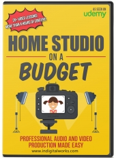 Home Studio On A Budget Private Label Rights
