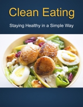 Clean Eating Report and Ecourse Private Label Rights
